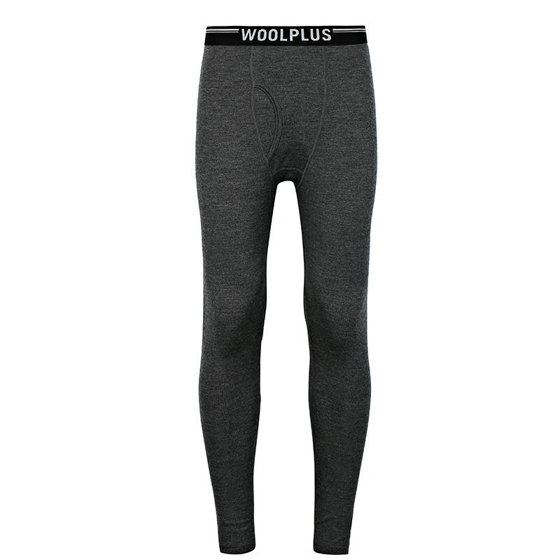 【优个精选】Naturally Inspired/天赋灵感 澳洲精细100%美丽诺羊毛男士200gm带门襟长裤